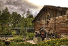 Old mill, Joroinen Finland