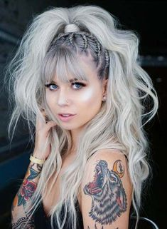 100 Mind-Blowing hairstyles 2018