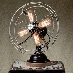 1939 Signal Fan Light.