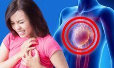 7 skvelých joga cvikov pre krásne a pevné prsia | Báječné Ženy Causes Of Heart Attack, Signs Of Heart Attack, Heart Attack Symptoms, Heart Valves, Atrial Fibrillation, Heart Muscle, Muscle Strain, Shortness Of Breath, Male Body