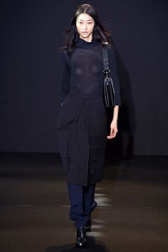 Costume National Fall 2013 Ready-to-Wear Collection Photos - Vogue