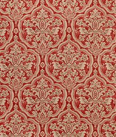Braemore Chalcot Square Jam Fabric - $12.5 | onlinefabricstore.net