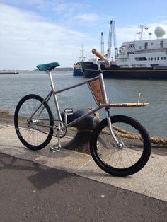 Cargo/Utility Bike (Home Made - Fillet Brazed) | LFGSS