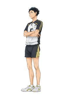 Bandai Namco has sent out a new batch of screenshots and art from Haikyuu! We've rounded up today's images below. Haikyuu Manga, Bokuto X Akaashi, Haikyuu Karasuno, Kageyama Tobio, Me Anime, Anime Love, Manga Anime, Volleyball Anime, Haikyuu Wallpaper