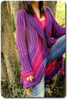 Millionbells Swirl 5 by zaubergloeckchen, via Flickr #knit <3