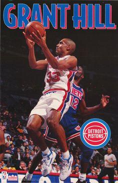 Grant Hill / Detroit Pistons