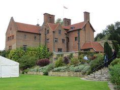 Chartwell. Winston Churchill's home.