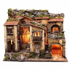 1 million+ Stunning Free Images to Use Anywhere Cute Cottage, My Fairy Garden, Free To Use Images, Wood Stone, Miniature Houses, Old Houses, Home Art, Paper Flowers, Mansions