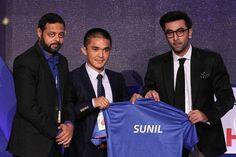 Sunil Chettri Signed By Mumbai City FC