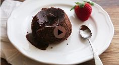 Skinnymixer's Chocolate Fondant