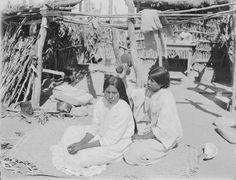 Papago girls - 1916
