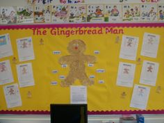 The Gingerbread Man | Teaching Photos  some great ideas for all subjects