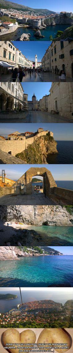I give you Dubrovnik, a.k.a Kings Landing