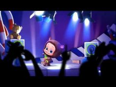 """Official Baby Vuvu music video for """"Everybody Dance Now"""". Baby Vuvu aka Cutest Baby Song in the world - Everybody Dance Now - Full Version Baby Vuvu on Faceb. Everybody Dance Now, Cartoon Songs, Baby Songs, Brain Breaks, Song Quotes, Kinds Of Music, Hd Video, Talk To Me, Cute Babies"""