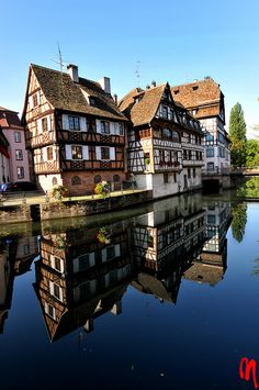 ysvoice:  | ♕ | La Petite France - Strasbourg, Alsace | by © Frank Müller