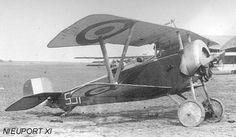 WWI French Armée de l'Air Nieuport XI.