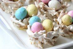 Easter Bird Nests  - CountryLiving.com