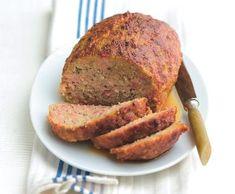 Domácí sekaná | Recepty Albert Pavlova, Easy Cooking, Meatloaf, Ham, Banana Bread, Food And Drink, Desserts, Deserts, Dessert