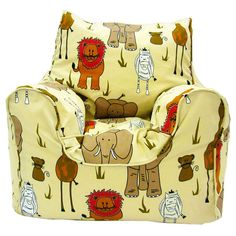 Safari Bean Chair £29.99