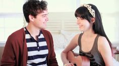 Do You Love Me Too - Tessa Violet feat. Rusty Clanton This is adorable. I WILL NOT APOLOGIZE.