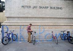 David Byrne Bike Racks_PCDino Perrucci