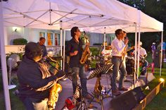 Spicy Salsa Rhythms Mix With Cool Jazz At Callanwolde Fine Arts Center