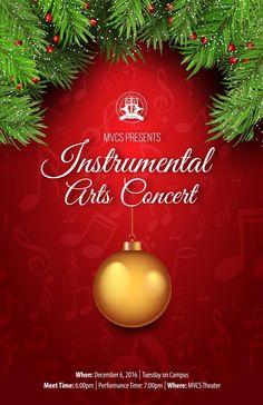 MVCS  Instrumental Arts Concert