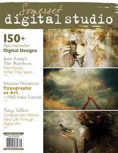 150+ Spectacular digital designs, from Jane Long, Patsy Tabbert, and more, inside Somerset Digital Studio Spring 2017.