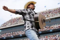 Garth Brooks performs during the Oklahoma Twister Relief Concert, benefiting victims of the May tornadoes, at Gaylord Family - Oklahoma Memorial Stadium on the campus of the University of Oklahoma in Norman, Okla., Saturday, July 6, 2013. Photo by Nate Billings, The Oklahoman