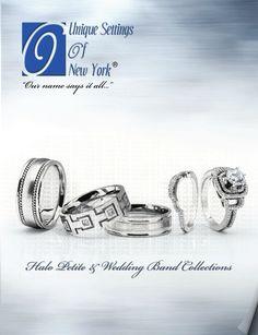 HALO PETITE & WEDDING BAND COLLECTIONS CATALOG