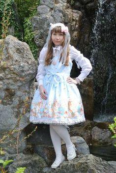 Model: Daniela Tafel Main Theme, Fashion Labels, Lolita Fashion, Ponytail, Pretty Girls, Harajuku, Fashion Show, Gallery, Model