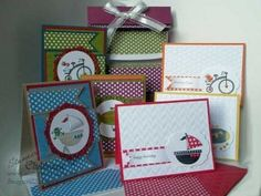 Moving Forward #Ronald McDonald House Charity Stamp Class with #Stampin Up Stamp set