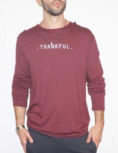 Good hYOUman Chuck Tee - Thankful