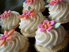 Cupcakes By Kitagrl on CakeCentral.com