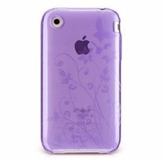 Candy Skin Case for Apple Iphone 3g