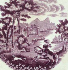 Petrus Regout - Amazone (detail)