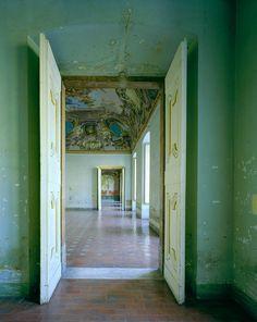 Italy - Michael Eastman. #turquoise