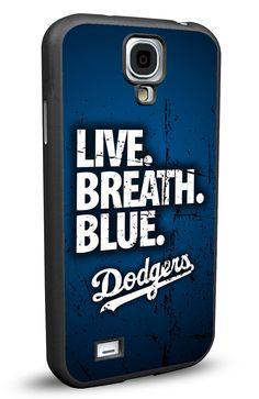 Los Angeles LA Dodgers Cell Phone Hard Case for Samsung Galaxy S5, Samsung Galaxy S4 or Samsung Galaxy S4 Mini