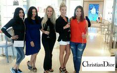 Sr vp with team Cynthia Pinot