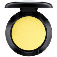 Mac Nice Energy Veluxe Pearl Eye Shadow ($15) ❤ liked on Polyvore featuring beauty products, makeup, eye makeup, eyeshadow, beauty, eyes, yellow, mac cosmetics eyeshadow and mac cosmetics