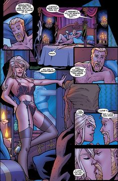 Matt & Brett Love Comics! Mary Iampietro / Green Arrow/Black Canary Wedding Special #1-5 (2007-2008)