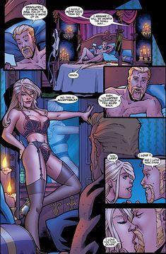 Matt & Brett Love Comics! Mary Iampietro / Green Arrow/Black Canary Wedding Special #1-5 (2007-2008)