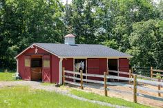 nice dark brown small horse barn plans that can be decor with grey roof can add the beauty inside the modern natural house design ideas with simple design