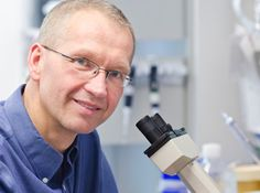 Dr. Hans-Peter Kiem, Clinical Research Division of Fred Hutchinson Cancer Research Center. His study is first to show patients' own gene-modified blood stem cells can protect bone marrow from chemotherapy toxicity.