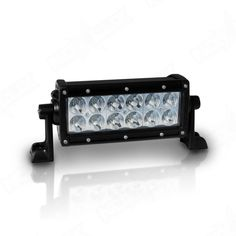 6 inch #LEDLightBars for #Offroad Use on a #truck, #Jeep, #SUV, #4x4 #4wd , #ORV, #ATV, or other type of #recreational or work #vehicle.  https://4x4offroadparts.wordpress.com/2017/01/25/6-inch-led-light-bars/