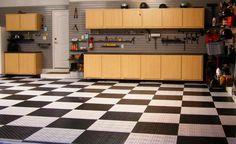 Garage Floor Tiles With Texture