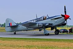 /by Steelhead 2010 #flickr #plane #ww2 #Fairey #FIREFLY #Canada