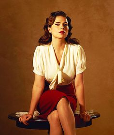 Ladies of Agent Carter season 2 - HQ pictures courtesy of FFA