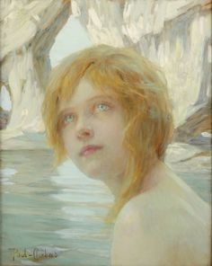 Paul Chabas | Academic painter | Tutt'Art@ | Pittura • Scultura • Poesia • Musica