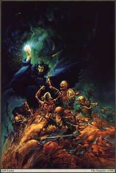 Advanced Dungeons and Dragons Art | Artworks Advanced Dungeons & Dragons: Eye of the Beholder II: The ...